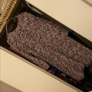 Twiid pink and black drees